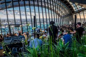 Free tickets now available for London Sky Garden (NEW CHRISTMAS RELEASE)