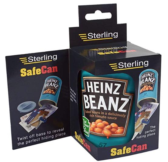 Sterling 202HB SafeCan Heinz Baked Beanz £1.97 prime / £6.46 non prime @ Amazon