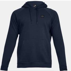 Men's UA Rival Fleece Hoodie, £17.64 at Under armour free delivery