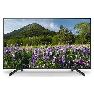Sony KD49XF7003 49 Smart HDR 4k Ultra HD Television £424.15 with code