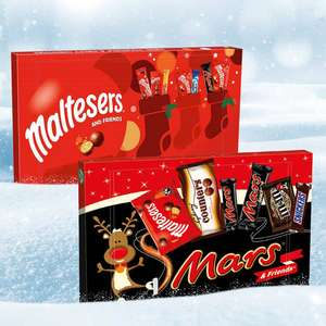 Free Selection Box from WHSmith - O2 Priority
