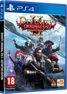 Divinity Original Sin 2 - Definitive Edition (PS4/Xbox One) now £19.95 delivered @ TGC