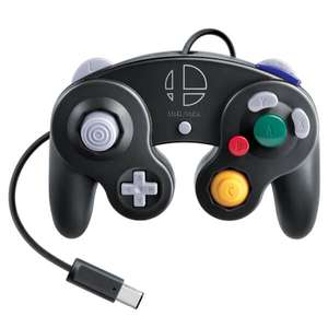 Nintendo GameCube Controller Switch - Super Smash Bros. Edition £24.99 @ NIntendo