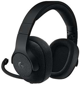 Logitech G433 Wired Gaming Headset Black at Amazon for £57.99