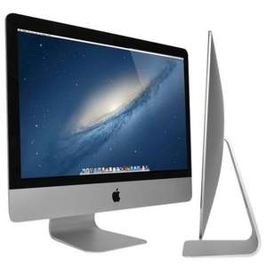 "Refurb Apple iMac 14,1 A1418 21.5"" 1920 x 1080, i5 3330s 2.7Ghz, 8GB/1TB, GeForce GT640M, £297 With Code @ ITZOO"