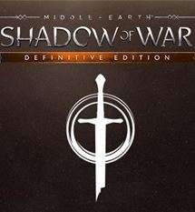 [Steam] Middle-earth: Shadow of War Definitive Edition - £9.99 - Fanatical