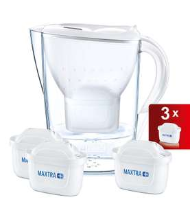 BRITA Marella Cool Water Filter Jug and Cartridges Starter Pack RRP £29.90 NOW £16.99 + £4.49 delivery (Non Prime) @ Amazon