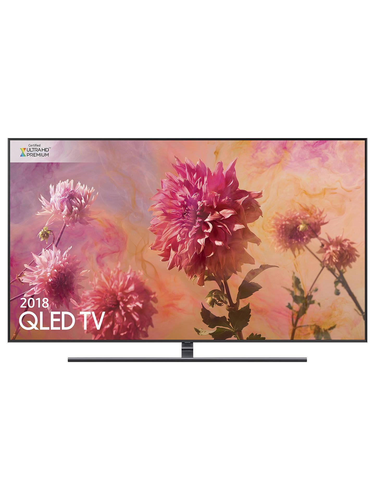"Samsung QE55Q9FN (2018) + FREE Samsung Note 9  QLED HDR 2000 4K Ultra HD Smart TV, 55""  & 360 Design £2099  John Lewis & Partners"