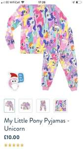 Character.com half price PJs with code (inc. Thomas tank , little pony and ladies tinker bell!) Del £3.95 / Free wys £25
