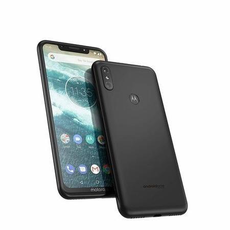 "Motorola Moto One Black[ 5.9"" 64GB/4GB, NFC, FM Radio] £189 @ Laptopsdirect"