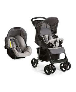 Hauck Shopper Shop 'n' Drive Set - Pram and Car Seat Group 0+ (birth - 3 years) - £112.49 Delivered @ Mothercare