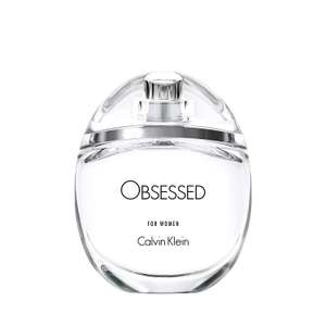 Calvin Klein Obsessed for Women Eau de Parfume EDP, 50 ml, 21.25 delivered @ Amazon