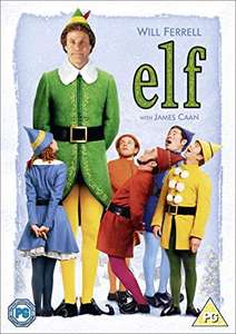 Elf on DVD only £3 in Sainsbury's store