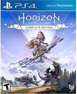 Horizon Zero Dawn Complete Edition PS4 £6.99 from CDKeys - US and Canadian PSN accounts