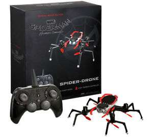 Spiderman Homecoming Sky Viper Drone For Ages 12 Years And Over £19.72 @ Tesco ebay