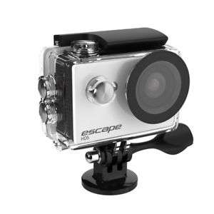 Kitvision Escape HD5 720p Waterproof Action Camera with Accessories - White- £17.85 w/code @ Vodafone store eBay