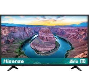 HiSense  H43AE6100UK  SMART TV4K 43 inch TV £279 i £237.40 with code XMAS15 eBay £279 Ao Ebay