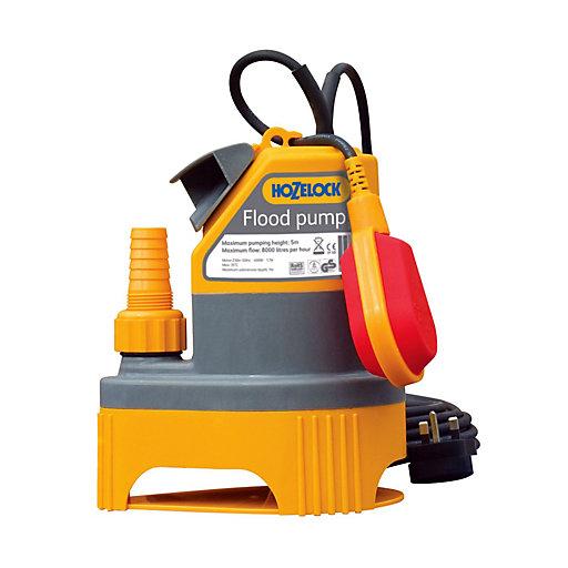 Hozelock 7825 8000 Flood pump - Local Reductions / Few left £21 @ B&Q instore