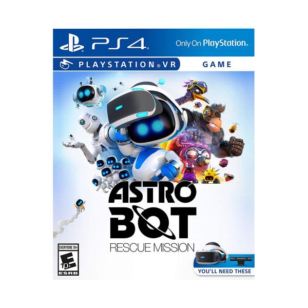 Astro Bot for PlayStation 4 (PSVR) £9.99 Tekzone