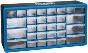 Draper 30-Part Organiser Cabinet £16.69 (Prime) / £21.18 (non Prime) @ Amazon ( Deal of the day)