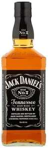 Jack Daniel's Old No.7 Tennessee Whiskey, 70cl only £15 @ Amazon Pantry (+ £2.99 Del first box)