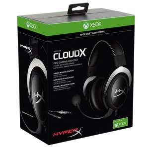 HyperX CloudX Pro Gaming Headset for Xbox One/PC £29.99 Smyths Toys