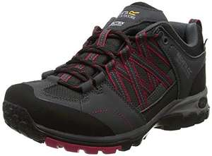 Regatta L Samaris Low, Women's Low Rise Hiking Boots £9 + £3.99 del at Amazon sold by Portstewart Clothing Company