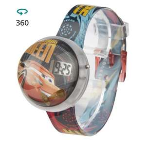 Children's Cars 3 LCD Watch - £4 with code @ Watch Shop