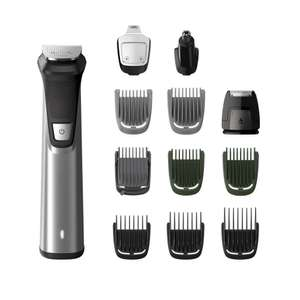 Philips MG7735/33 Series 7000 Multigroom Electric Shaver / Beard / Body / Nose Trimmer, Silver for £39.66 delivered. @ Philips