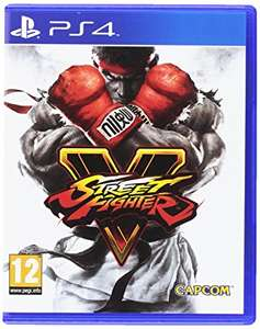 Street Fighter V Capcom Cup Sale at PlayStation PSN Store Indonesia - £5.54