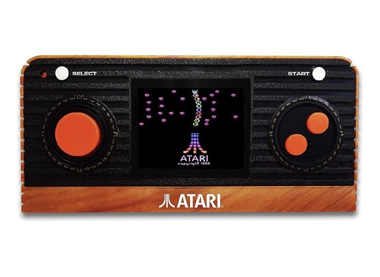 Blaze Atari Retro Handheld Console at £24.99 with code  Robert Dyas