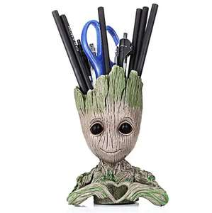 Tree Man plant pot / pen holder ornament heart design £2.30 each delivered with code @ RoseGal