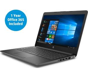 "HP Stream 14-dg0521sa 14"" Laptop - 64 GB eMMC, Grey Was £329 now £199 @ Currys"