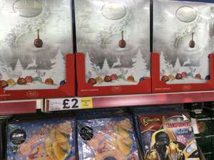 Lindt Advent Calendars reduced to £2 instore @ Tesco Slough Extra