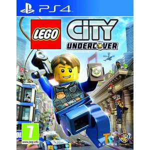 Lego City Undercover (PS4) £13.95 The Game Collection