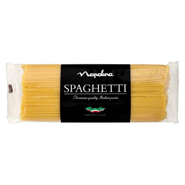 Napolina spaghetti 1kg 75p online at Morrison's
