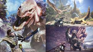 Monster Hunter World free trial (12th - 18th December / PS4 & Xbox One)