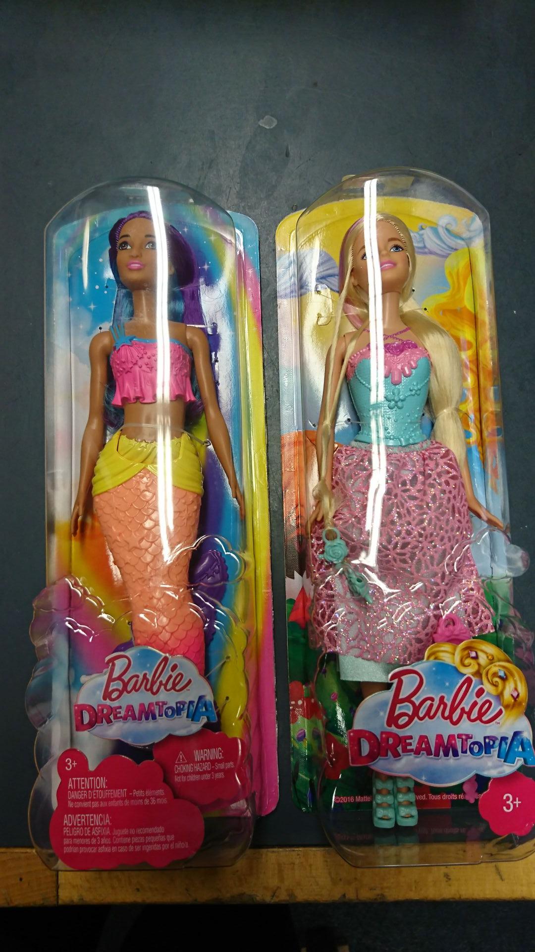 Barbie Dreamtopia £7.99 at Lidl Instore
