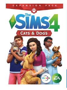 The Sims 4: Cats and Dogs Expansion pack £12.99 @ CD Keys