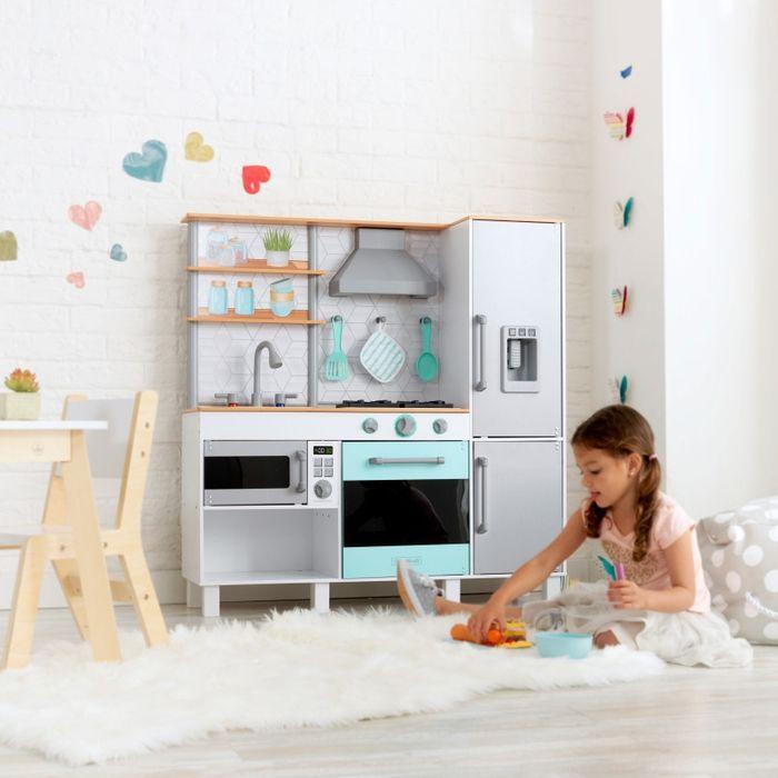 COSTCO - KidKraft Gourmet Chef Play Kitchen £79.99
