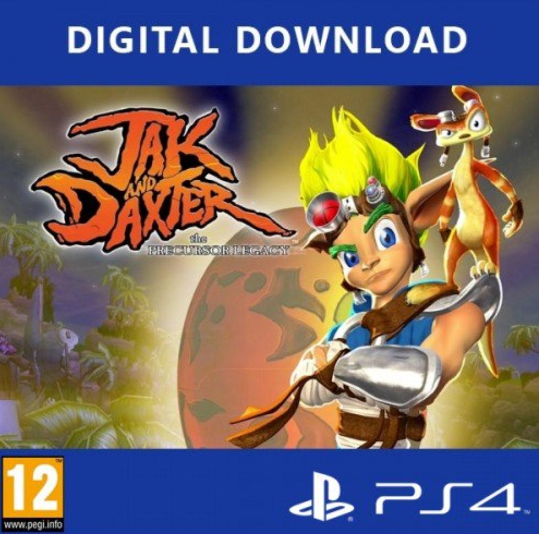 Jak and Daxter: The Precursor Legacy Digital Copy CD Key (Playstation 4) £3.40 @ cjs-cdkeys