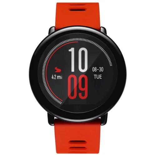 XIAOMI AMAZFIT, IP67 Waterproof Zirconia Ceramics GPS Heart Rate Monitor Smart Watch(English Version) - Red £69.98 @ Banggood