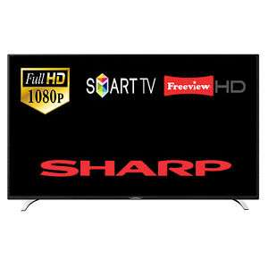 "Sharp LC-55CFG6241K 55"" Smart LED TV Full HD 1080p With Freeview HD Seller refurbished £316.75 @ Tesco Ebay"
