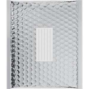 Viking Direct 100 x Metallic Silver padded envelopes (many sizes) for £1.20 / £4.68 delivered