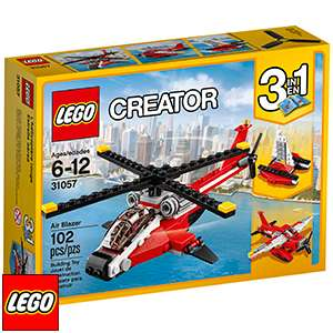 Lego Creator Air Blazer 31057 £6.99 @ Home Bargains