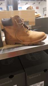 Junior Timberland boots £35 @ Timberland outlet Cheshire oaks