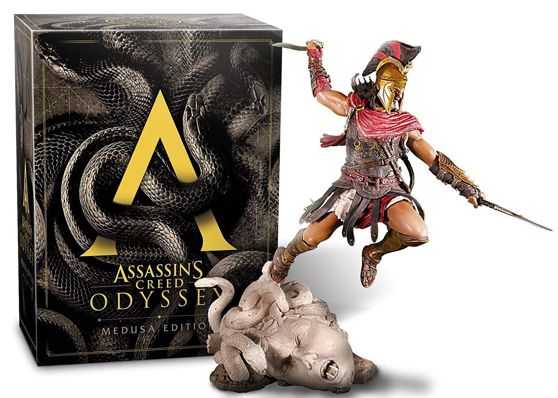 Assassin's Creed Odyssey - Medusa Edition £69 @ Amazon Germany