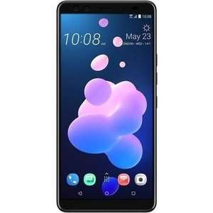 "HTC U12+ Ceramic Black SIM Free 6"" Screen 64gb £499 @ Laptops Direct"