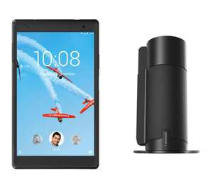 "LENOVO Tab 4 Plus 8"" Tablet & Tab 4 Smart Assistant Voice Controlled Speaker Bundle £139.99 @ Currys In store only it seems"