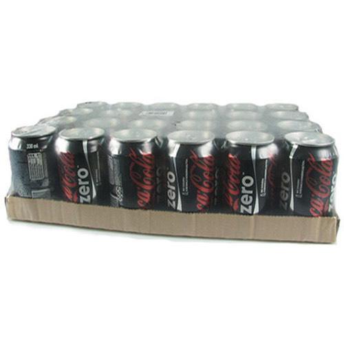 Coca Cola Zero 330ml x24 £5 @ Tesco - Norwich